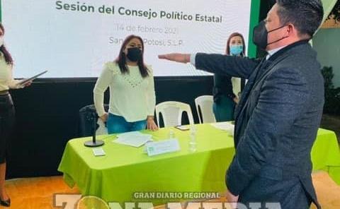 Aprobaron candidatura de Ricardo Gallardo