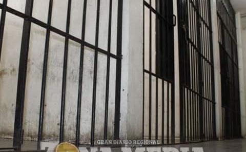 Refugienses encarcelados