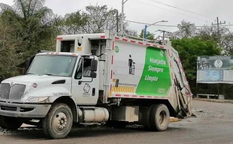 Solicitan regular el vaciado de basura