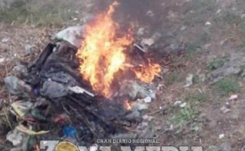 Persiste la quema de basura en casas