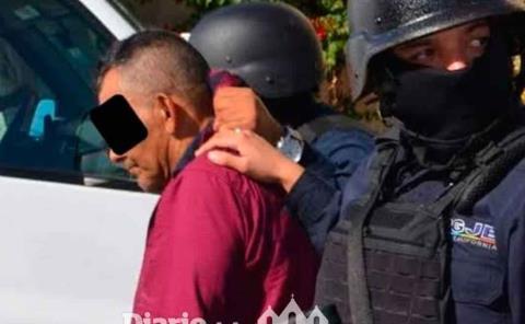 Autoridades detienen a presunto pederasta