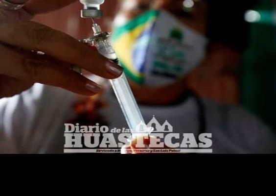 Brasil vacuna a ciudad entera
