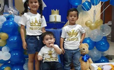 6º aniversario de Diego Gael