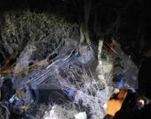 Encuentran a catedráticos desaparecidos en el fondo de barranco