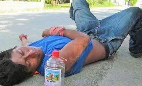 Mucha violencia por consumo de alcohol