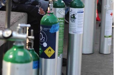 Urgente vigilar la venta de oxigeno