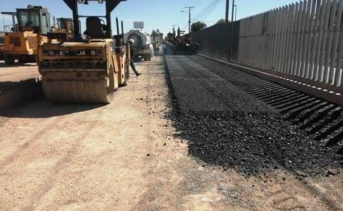 Obras de red metro acabarán en abril