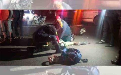 Pareja murió en  fatal accidente