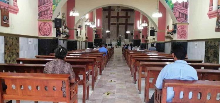 Cerrarán iglesias