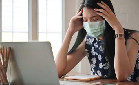 Estrés, la otra pandemia