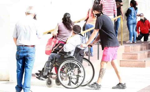 Más apoyos a discapacitados