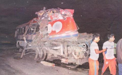 Sin resolverse caso del accidente de CD Oxitipa