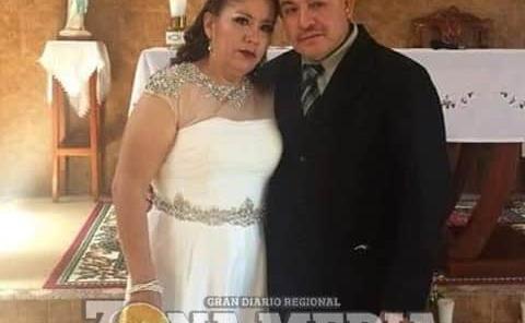 Halagados Ana y Rodolfo
