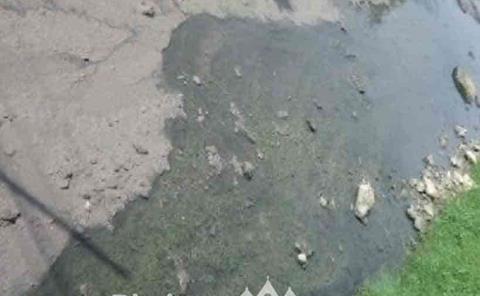 Arroyos contaminados un problema social