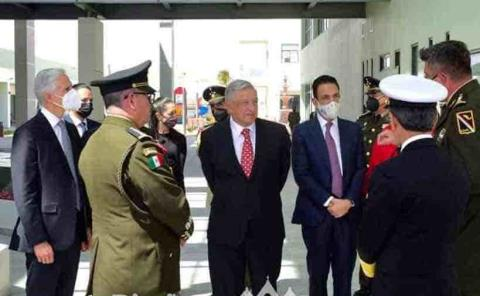 El deber patriótico y la solidaridad son valores del ejército mexicano