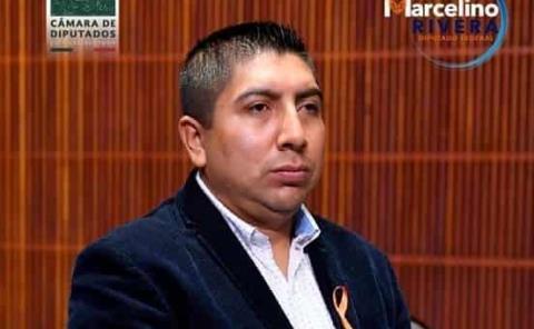 Repudian reelección de Marcelino Rivera