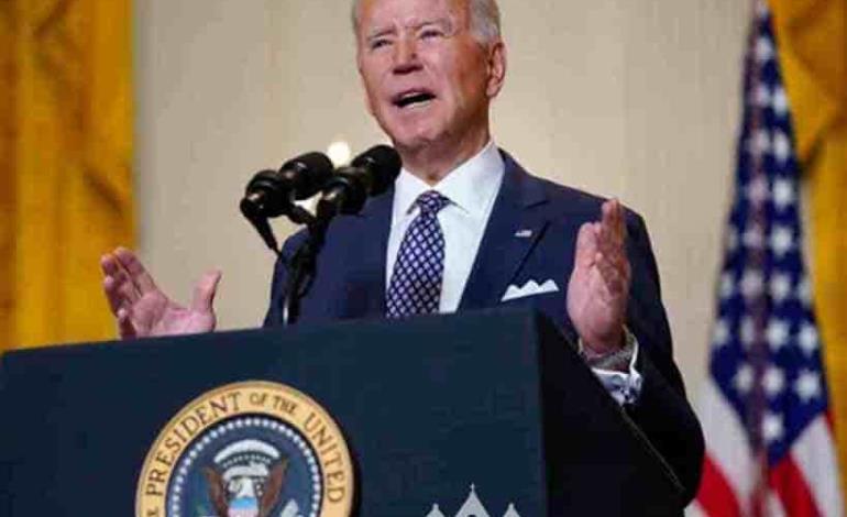 Joe Biden declara desastre en Texas