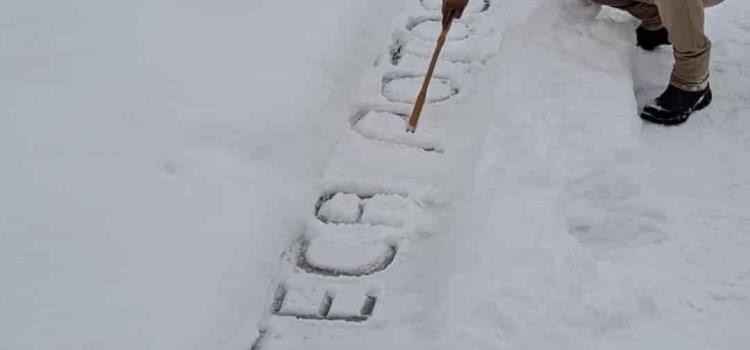 Miles de paisanos sin trabajar por nevadas