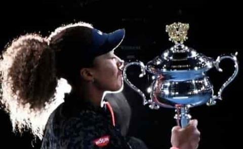 Osaka es la campeona en Australia