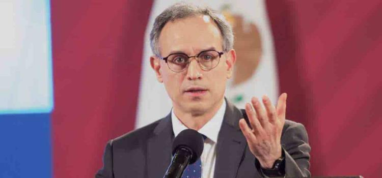 Tiene López-Gatell Covid-19