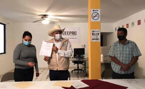Inscrito en Ceepac Isidro Mejía Gómez
