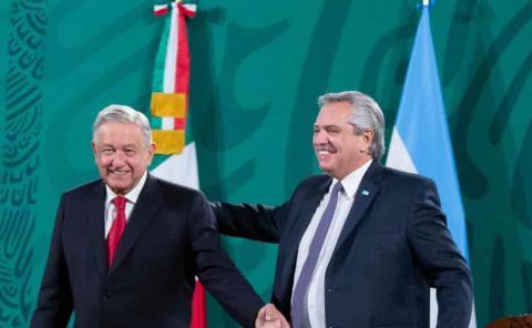 México y Argentina reclamarán vacunas contra países ricos