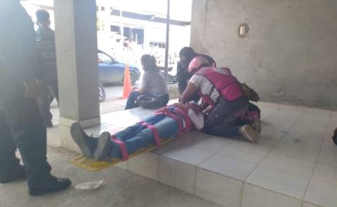 Atropellan a mujer en la Juárez