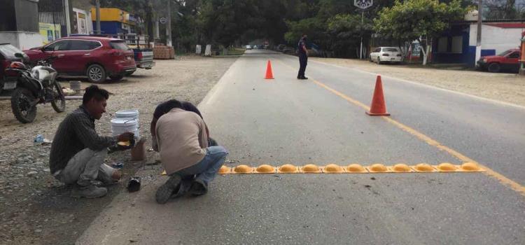 Instalarán boyas en zona urbana