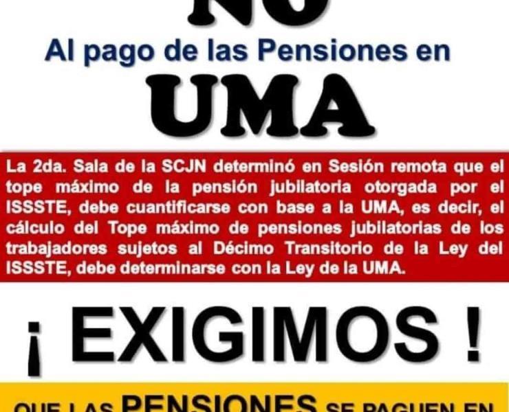 Vetan cambio en pensiones