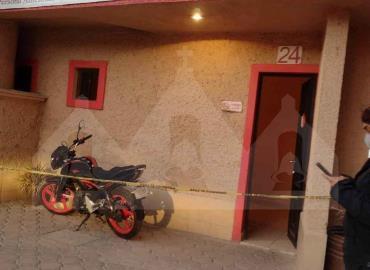 Encuentran a joven muerto al interior  de una de las habitaciones del hotel- motel El Saucillo.