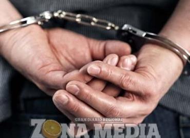 Tipo escandaloso arrestado por SPM