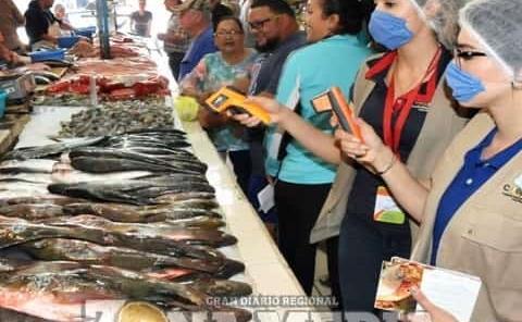 Coepris exhorta tener cuidado con mariscos