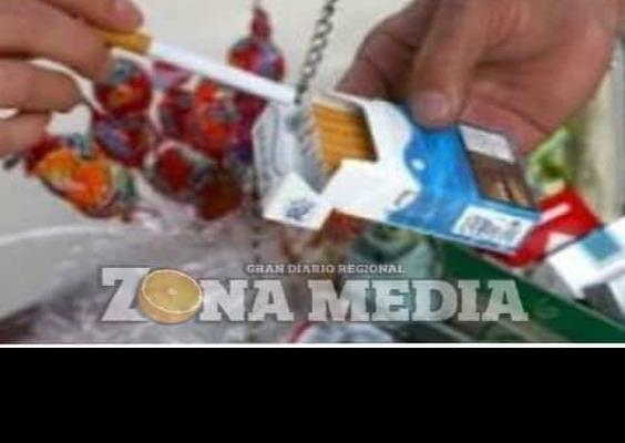 Sancionarán venta ilegal de cigarros