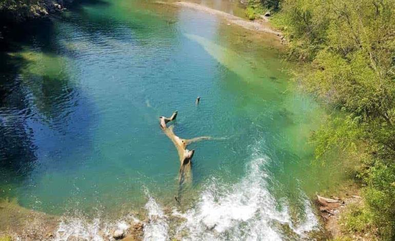 Contaminan el río Valles
