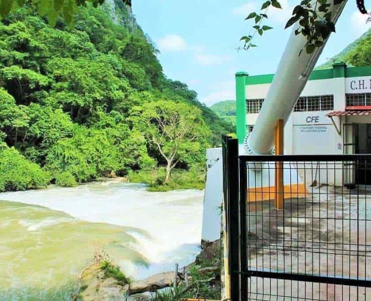 Piden ´cierre´ de la hidroeléctrica