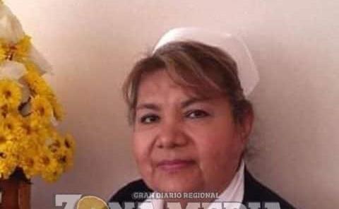 Consternación al morir enfermera
