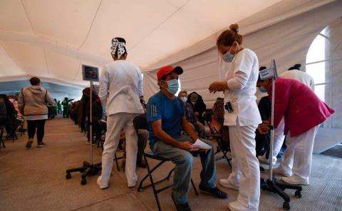 Iniciará la vacunación en la Huasteca Sur