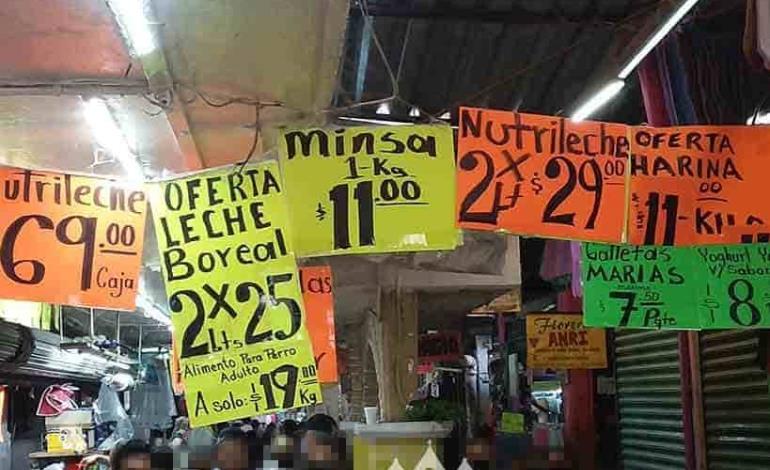 Teme alza de precios