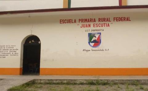 Contingencia no ha ocasionado daños materiales a escuelas