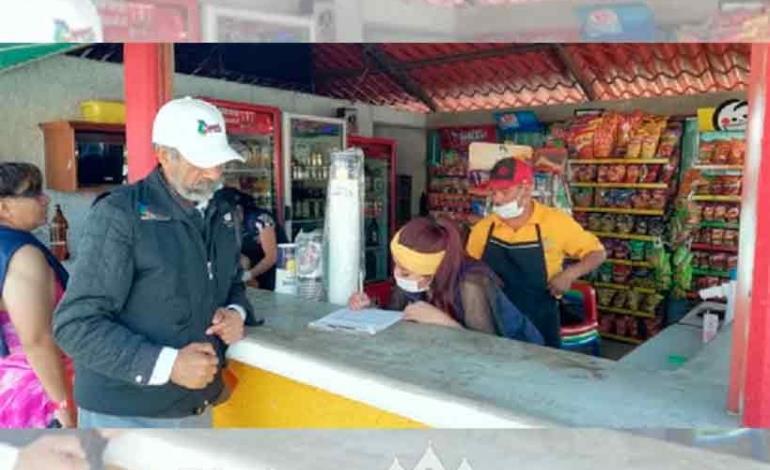 Copriseh asesora a los comerciantes