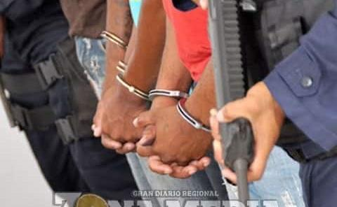 4 borrachos encarcelados