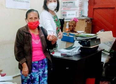 Inapam brinda servicio a los adultos mayores