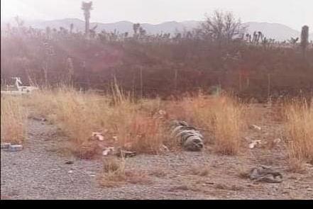Hallaron un cadáver cerca de Matehuala