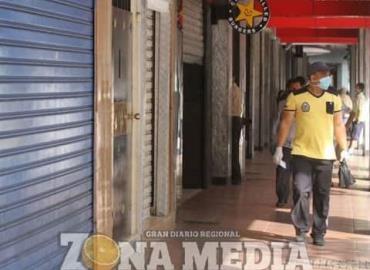 Más establecimientos afectados por la crisis