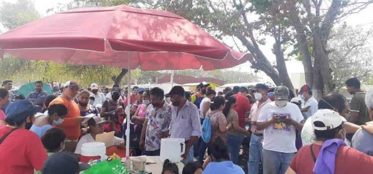 Vuelven a invadir predio La Garita