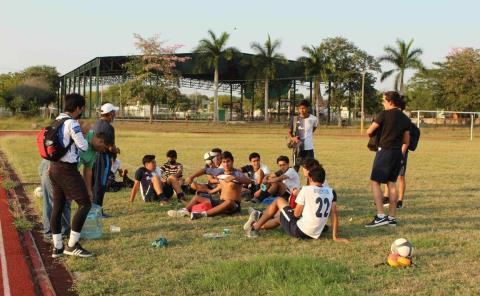 Juegos de liguilla roló Liga Menor de Fútbol