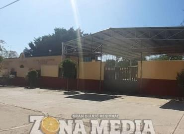 Escuelas de El Jabalí expuestas a los robos