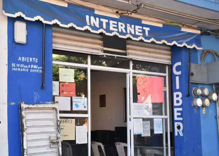 Nueva tranza en cybers
