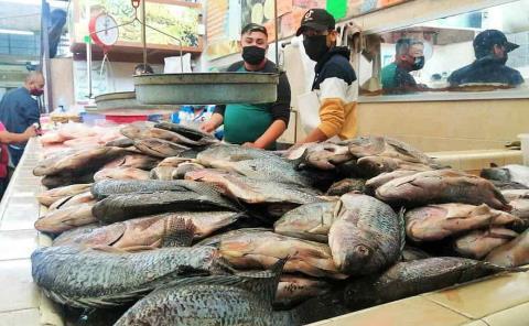 Sequía 'encarece' precio de pescado