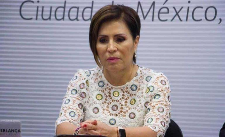 Rosario Robles no se declarará culpable